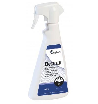 Betanett - Eliminant Instantane des Taches d'Iode