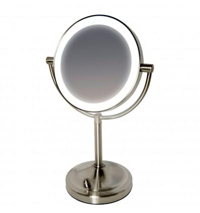 Miroir Led Grossissant X7 Pile