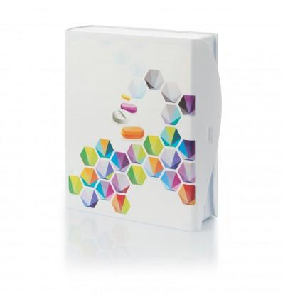 Distributeur Semainier Pilbox 7.4 Hexago