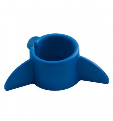 Support Antiderapant Yaourt Bleu