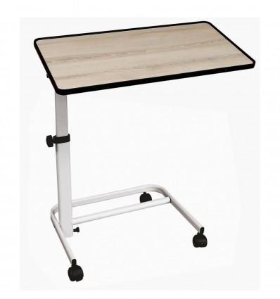 Table De Lit Diffusion 60Cm Ceruse