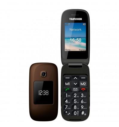 Téléphone mobile à clapet TELEFUNKEN TM 260