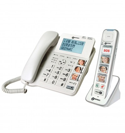Telephone Amplidect 295 Combi Photo
