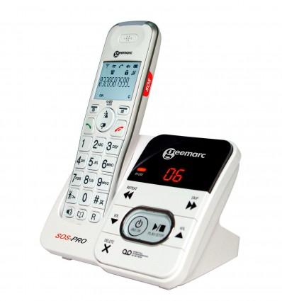Telephone Amplidect 295 Sos Pro