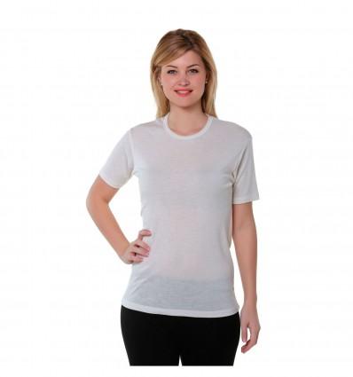 Tee Shirt Mixte Mc Thermique Naturel T1