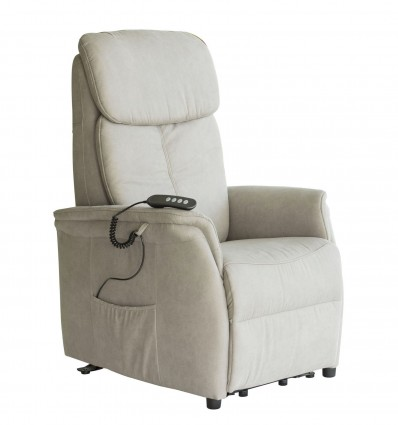 Fauteuil Releveur Seely2 Beige