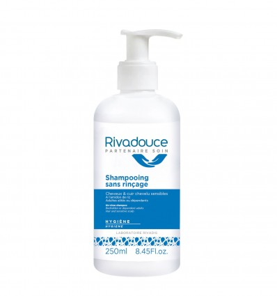 Shampoing Sans Rincage Rivadouce 250Ml