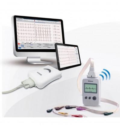 Ecg Numerique Bluetooth Pc Se-1011