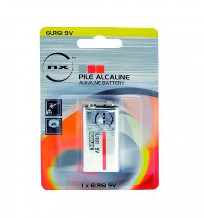 Pile Alcaline Lr 622 9V