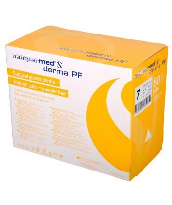 Gant latex Sempermed® derma PF non poudre stérile