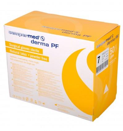 Gant Derma Pf St T6 Paire Non Poudre