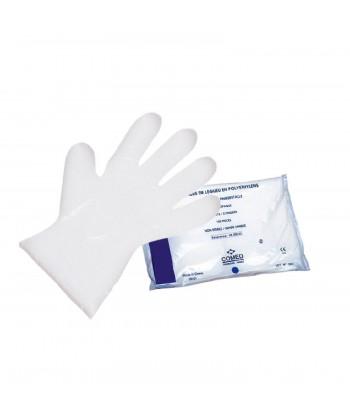 Gants médicaux polyéthylène mixte à usage unique
