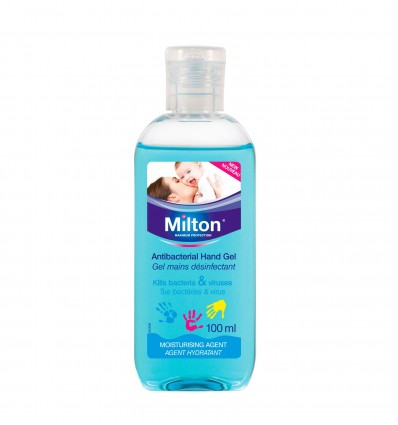 Gel Desinfectant Milton 100Ml