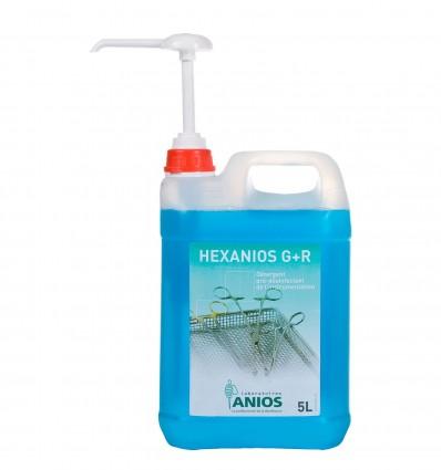 Hexanios G+R 5L +Pompe