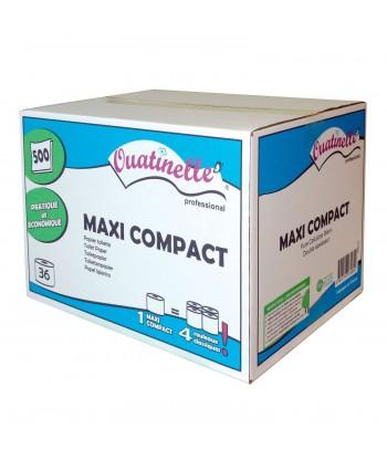 Papier toilette MAXI COMPACT