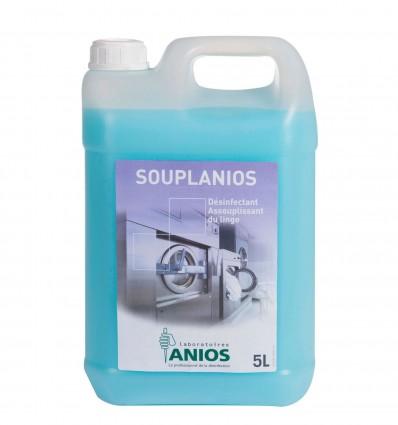 Souplanios 5L Assouplissant Bactericide
