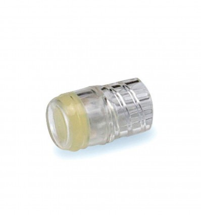 Bouchon Luer Lock Male+Site Injection
