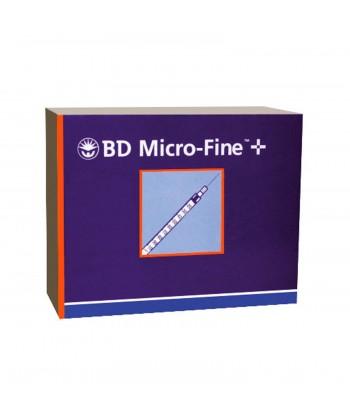 Seringue à insuline 100 U/ML MICRO-FINE +