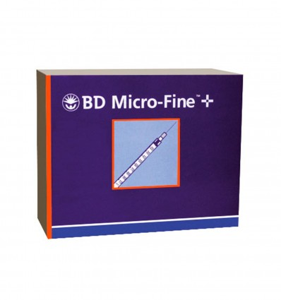 Seringue Microfine 1Ml 12,7X0,33Mm Ins