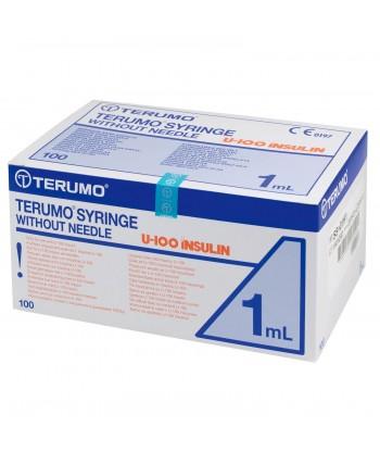 Seringue à insuline 100 U/ML