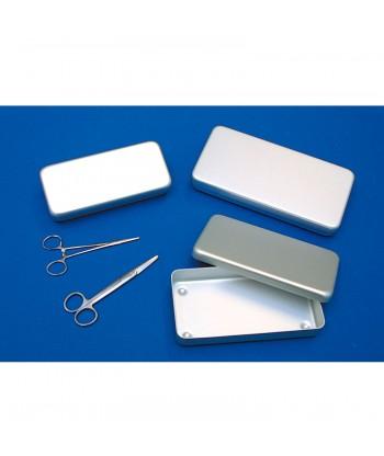 Boite à instruments aluminium anodisé