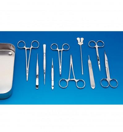 Boite Pte Chirurgie Inox 180X80X40Mm