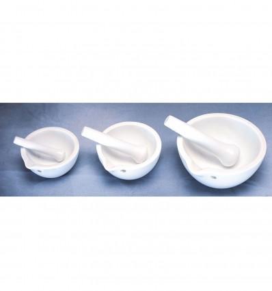 Mortier Porcelaine Dia 113Mm 150Ml