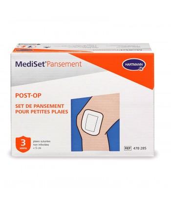 Set MEDISET® PANSEMENT POST-OP