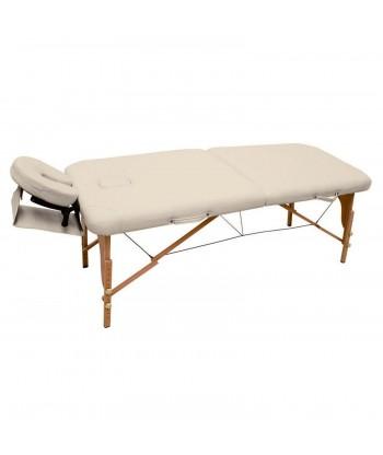 Table de massage pliante en bois WOOD PLUS