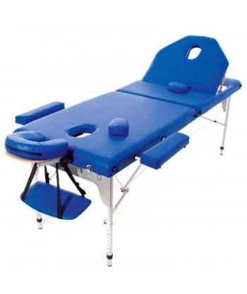 Table pliante aluminium relevable