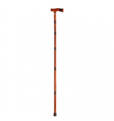 Canne Moviale Bambou Poignee T 90Cm