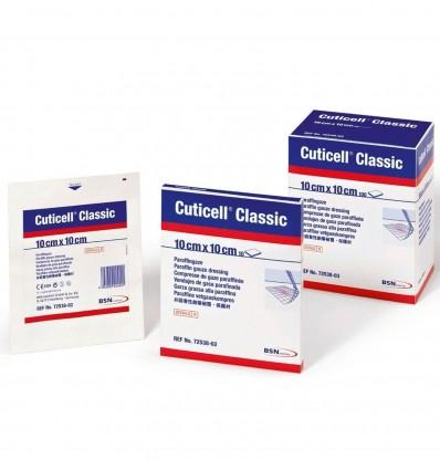 Pansement Cuticell Classic 10X10Cm Lpp