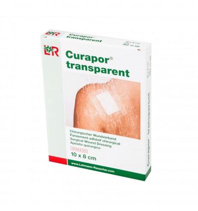Pansement Curapor St 8X10Cm Transp