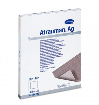 Pansement Atrauman Ag 10X10Cm
