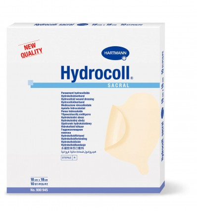 Pansement Hydrocoll Sacral 18X18Cm Lpp