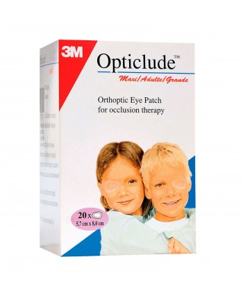 Pansement orthoptique 3M Opticlude