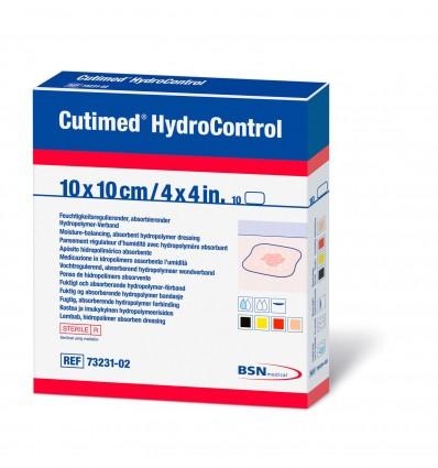 Pansement Cutimed Hydrocontrol 10X10Cm