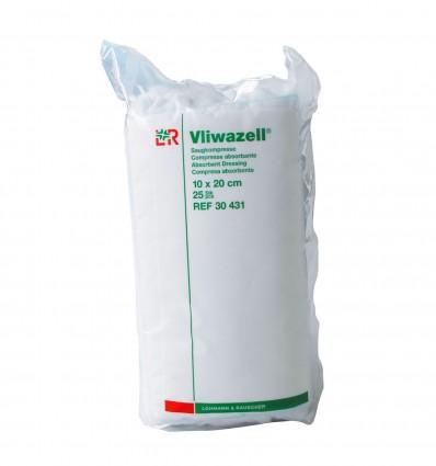 Pansement Vliwazell Ns 10X10Cm Sup Abs