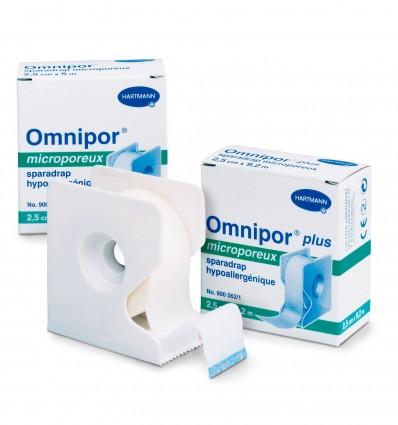 Sparadrap Omnipor 2,5Cmx9,2M Lpp