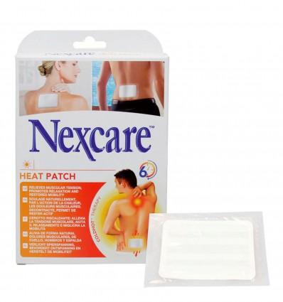 Patch Nexcare Heat Patch 9,5X13Cm