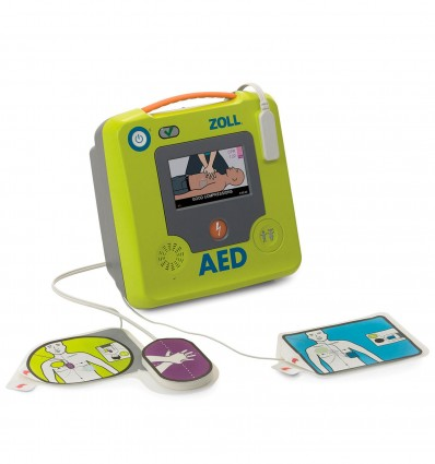 Defibrillateur Aed 3 Semi Automatique