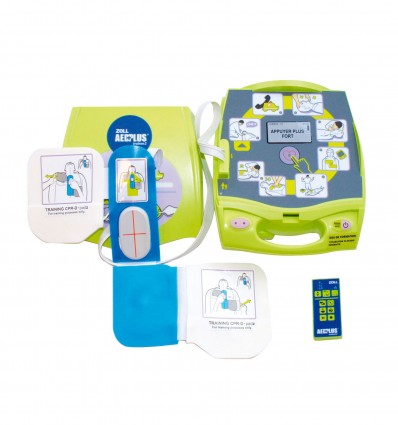 Défibrillateur de formation AED PLUS TRAINER 2