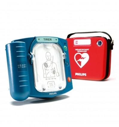 Defibrillateur Heartstart Hsi Auto [Ar]