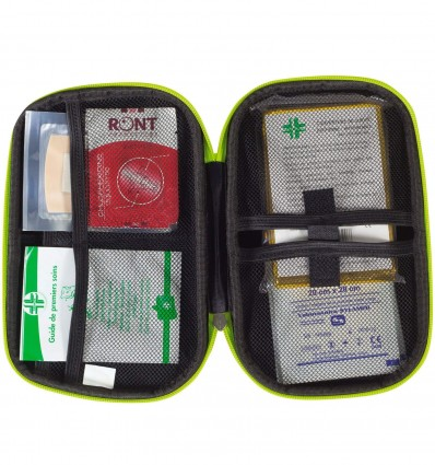 Trousse Secours Vehicule 2/4 Pers New