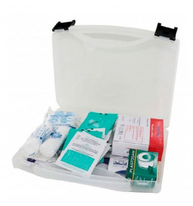 Trousse Secours Vehicule Hecostop 2 A 4 P