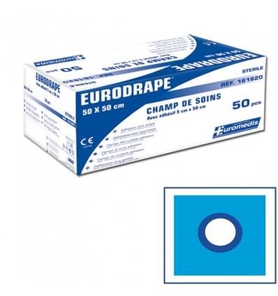 Champ de Soins Troué Stérile Eurodrape