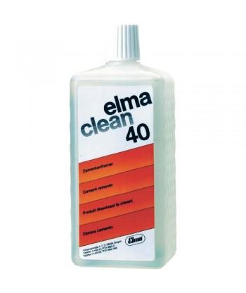 Détergent Elma Clean 40 - Décapage Du Ciment sur les Outils Dentaires
