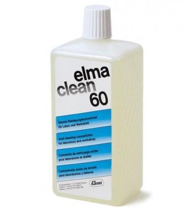 Détergent Elma Clean 60 pour le Décapage des Outils Médicaux