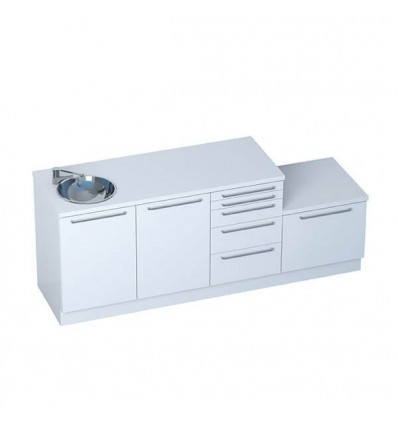 Mobilier Cabinet Medical SMART + Module Stérilisateur
