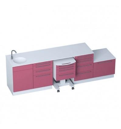 Mobilier Cabinet Medical SELECT + Module Stérilisateur
